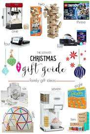 the ultimate gift guide family gift ideas revel and