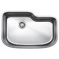 Blanco  One Super Undermount Single Bowl Kitchen Sink Small - Kitchen ss sinks