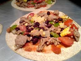 what u0027s baking in barbershop easy dinner idea turkey tostadas