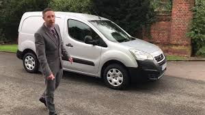 peugeot partner try the small advance vehicle rental small van youtube