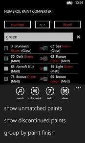 get humbrol paint converter microsoft store