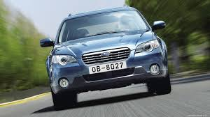 blue subaru outback 2007 cars desktop wallpapers subaru outback 30r 2007
