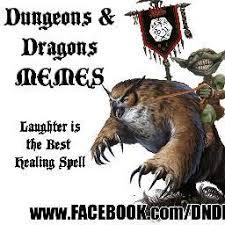 Dungeons And Dragons Memes - dnd memes dndmemes twitter