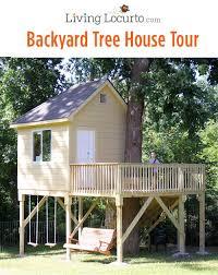 Back Yard House Best 25 Tree Houses Ideas On Pinterest Tree House Designs