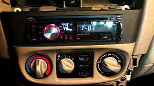 nissan australia radio code how to install and remove a radio without a wiring harness on a