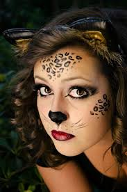 Make Up For Halloween Leopard Makeup For Halloween Monica Gonzales This Could Be Your