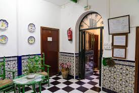 chambres d hotes seville pensión san benito abad chambres d hôtes à séville andalousie