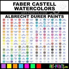 faber castell albrecht durer watercolor paint colors faber
