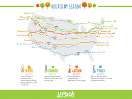 road trip time if you re driving cross country this infographic
