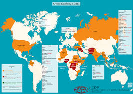 Map Of Syria Conflict by The Paradox Of 2014 U2013 Political Violence At A Glance