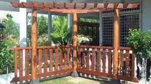 outdoor living house plans pergola amazing corner pergola plans my backyard renovation