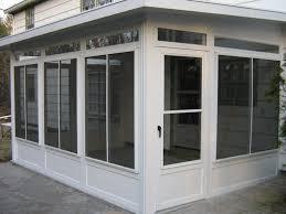 modern glass enclosed patio glass enclosed porch design