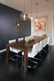 table de cuisine plus chaises salle à manger idées bois table à manger chaises cantilever blanc