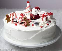 marzipan christmas cake designs u2013 happy holidays