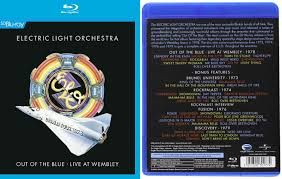 Electric Light Orchestra Telephone Line Elobeatlesforever Mr Blu Ray Out Of The Blue Live At Wembley