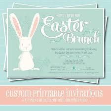 easter brunch invitations 9 best easter breakfast invitations images on easter