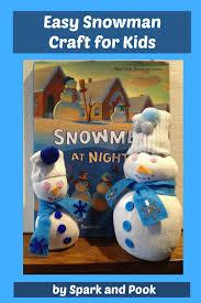 snowman craft cover jpg