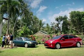 toyota uxs toyota ph takes us through memory lane for 30th birthday auto