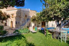 Veranda De Reve Villa Dimitra Traditional House Villas For Rent In Amnatos