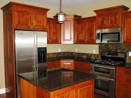 Small Kitchen With Breakfast Bar - wood kitchen design gallery transparent plastic flour storage