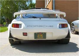 porsche 928 aftermarket parts wide fender flares for the porsche 928 gt 1 from 928