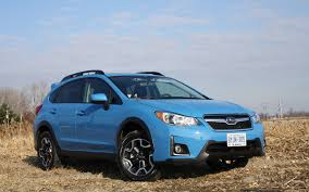subaru suv 2016 crosstrek 2016 subaru crosstrek just another day at the office the car guide