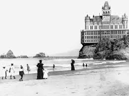 the cliff house dining room the curious history of the house on a cliff