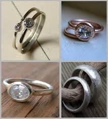 handmade wedding rings beautiful handmade wedding rings upstate fancy