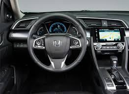 Car Interior Noise Comparison 2016 Honda Civic Proves More Upscale And Refined Consumer Reports