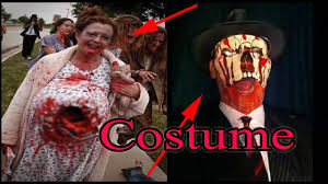 amazing halloween costumes awesome and cool halloween costume ideas 2017 youtube
