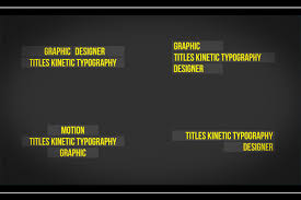 kinetic titles premiere pro templates creative market