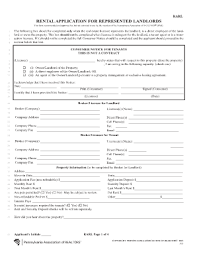 standard lease agreement pa forms and templates fillable