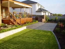 backyard easy landscaping ideas