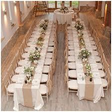 rustic wedding theme the 25 best burlap table runners ideas on burlap
