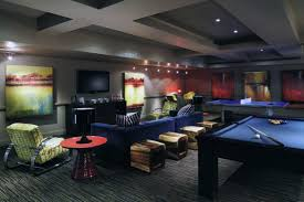 Room Designing Games - 60 game room ideas for men cool home entertainment designs