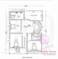 fascinating house plans india with two bedrooms photos best