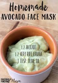 masking cuisine 5 masks avocado mask masks and masking