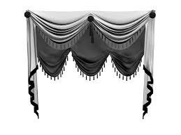 Drapery Clip Curtain Clipart Clip Art Library