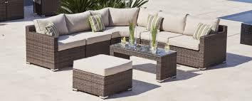 rattan corner sofa 5 seat rattan angled corner sofa buy angled rattan sofa