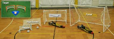 Best Backyard Soccer Goal by Ragecage Collapsible Goals