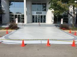 Exterior Epoxy Floor Coatings Outdoor Concrete Surface Garage Store Blog