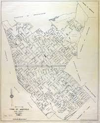 Map Of West New York Nj by Historical Union County New Jersey Maps