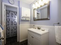 wainscoting bathroom ideas pictures creative shower curtain ideas hottest home design