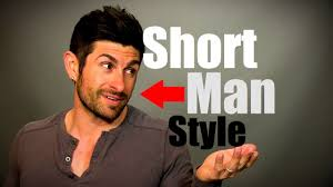 style and life advice for short men perspective from a short man