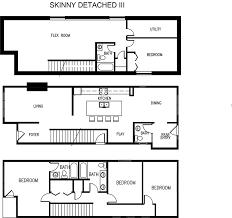 house builder plans edmonton home suites builder on narrow lots