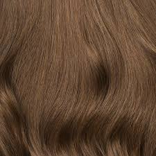 hair extentions clip in hair extensions chestnut brown color 6 160 grams luxy hair