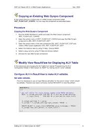 tutorial java web dynpro editing alv in web dynpro for abap 6 638 jpg cb 1408574204