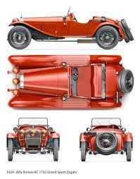 vintage alfa romeo 6c 1929 alfa romeo 6c 1750 ss carlton tourer autos 1920 to 1929