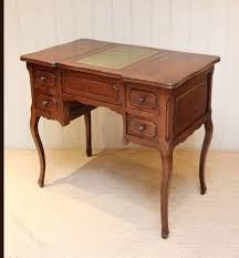 Small Oak Writing Desk by Small French Oak Desk Antiques Atlas