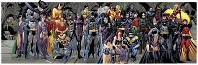 batman family batman wiki fandom powered by wikia